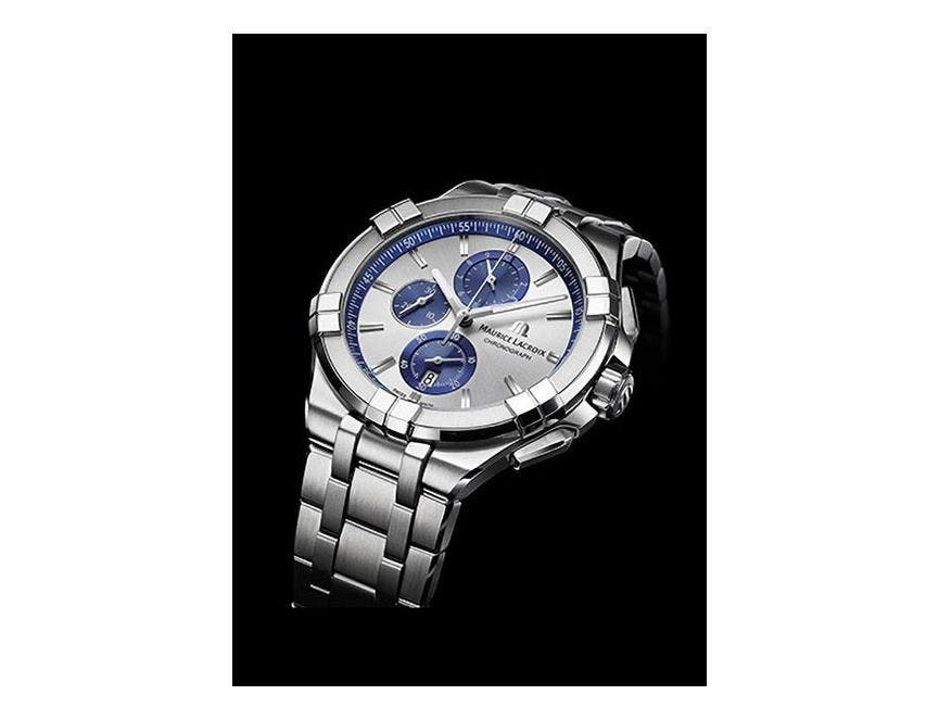 BASELWORLD 2016 NOVELTIES: AIKON CHRONOGRAPH 44MM
