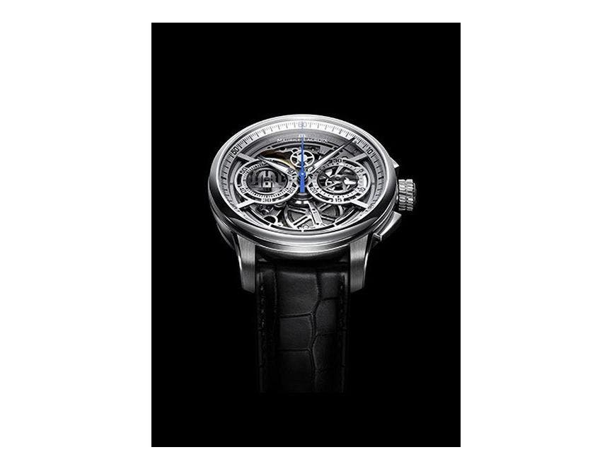 BASELWORLD 2016 NOVELTIES:  MASTERPIECE CHRONOGRAPH SKELETON