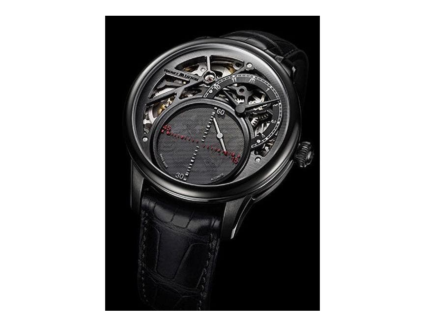 "BASELWORLD 2016 NOVELTIES: MASTERPIECE MYSTERIOUS SECONDS ""REVELATION"""