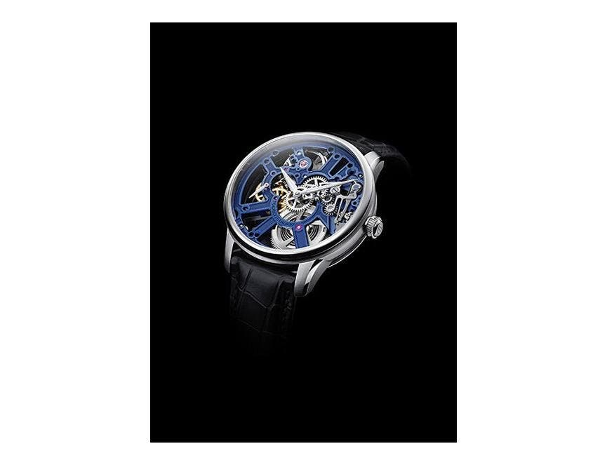 BASELWORLD 2016 NOVELTIES: MASTERPIECE SKELETON
