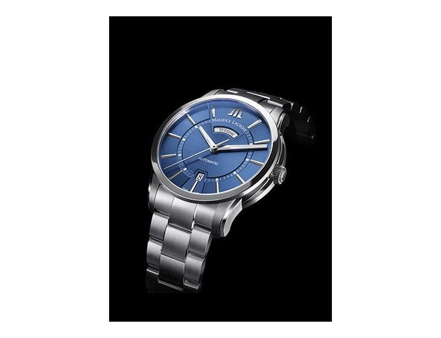 BASELWORLD 2016 NOVELTIES: PONTOS DAY DATE