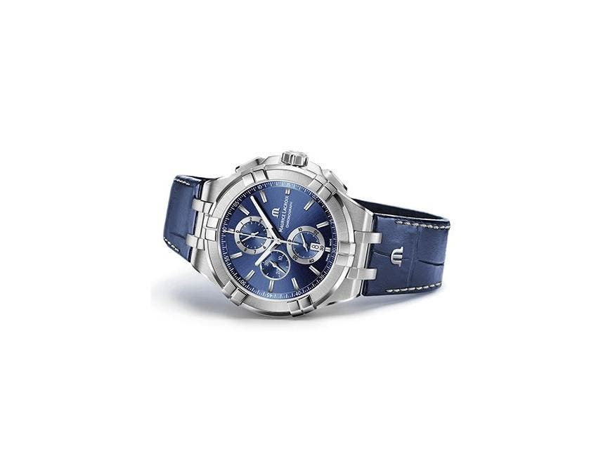 BASELWORLD PREVIEW : AIKON CHRONO BLUE