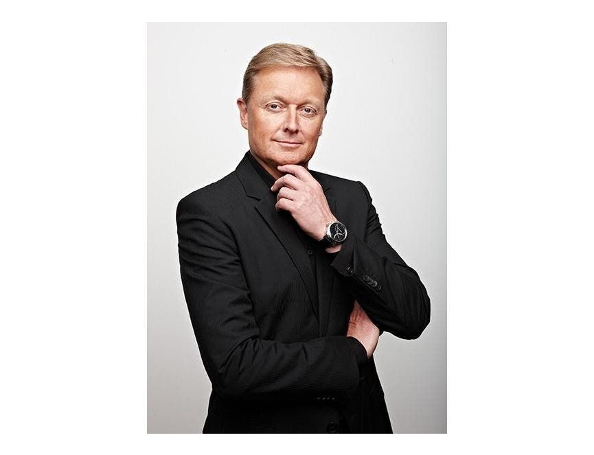 HENRIK FISKER IS THE NEW BRAND AMBASSADOR FOR MAURICE LACROIX