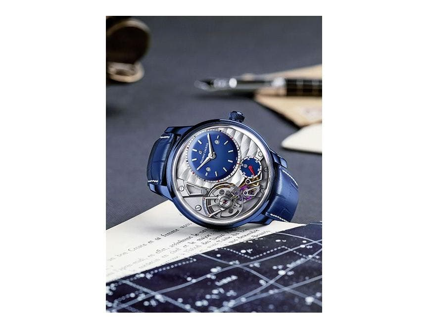 MASTERPIECE GRAVITY ONLY WATCH 2015 – RECORD SELLING PRICE FOR A MAURICE LACROIX TIMEPIECE