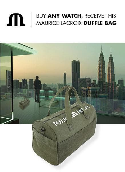 ESHOP SUMMER PROMOTION – WE GOT YOUR DUFFLE BAG !