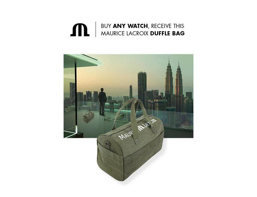 SPRING PROMOTION – WE GOT YOUR DUFFLE BAG !