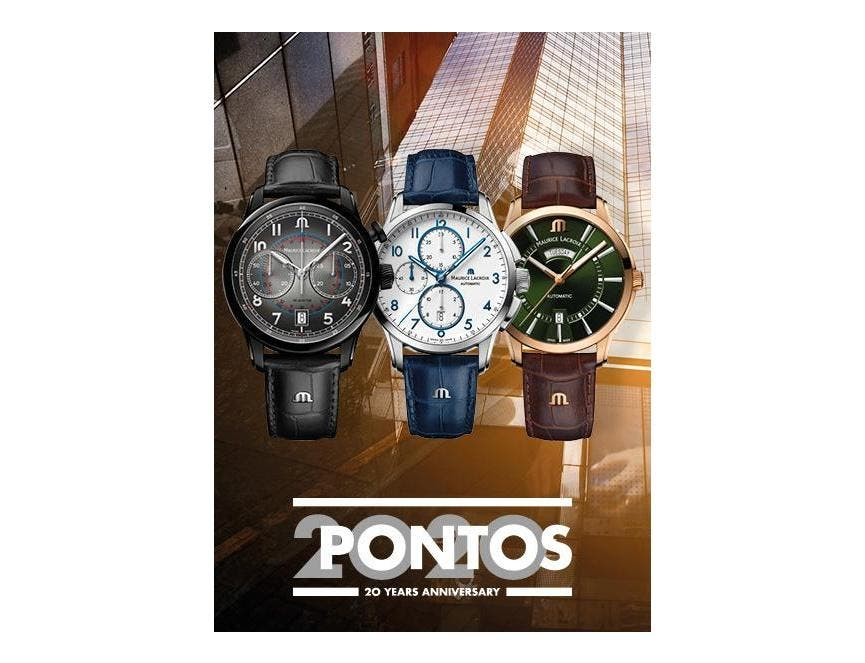 Pontos celebrates its 20th anniversary