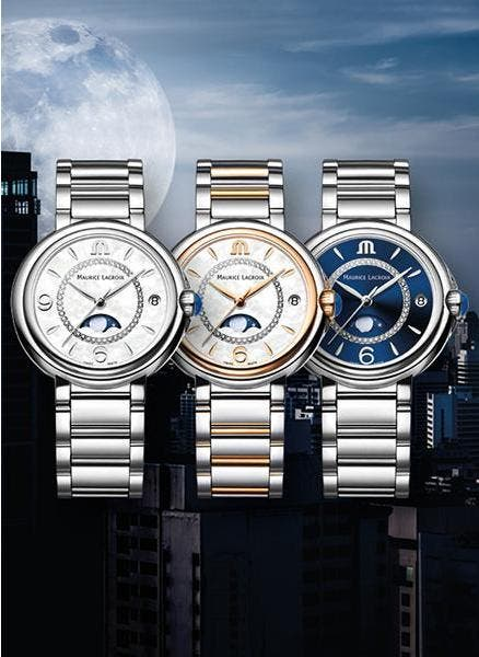 Fiaba Moonphase – the epitome of femininity and style