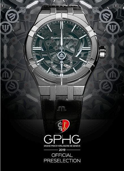 The AIKON Mercury seduces the GPHG !