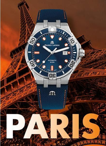 Nouvelle étape pour TimeCode : Paris !