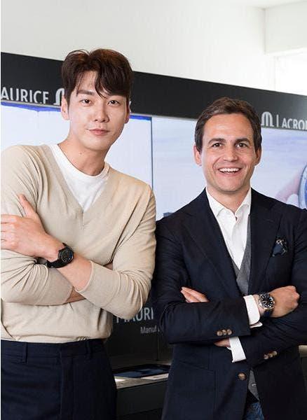 モーリス・ラクロアが韓国でアイコン ベンチュラーを発表します