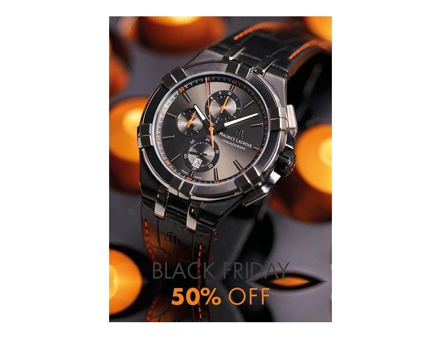 AIKON CHRONOGRAPH 44MM - 50% OFF!