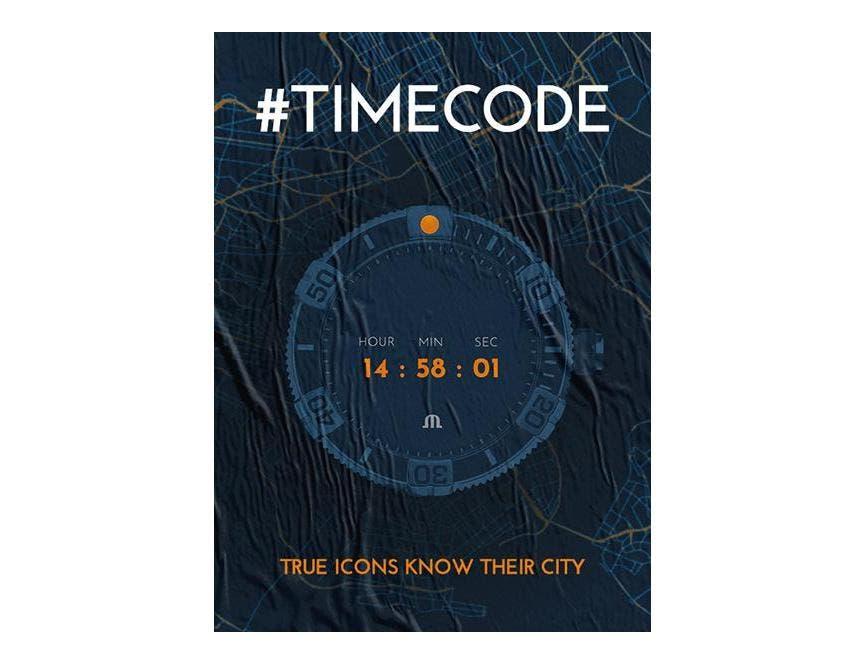 AIKON系列VENTURER腕表限量版与#TIMECODE ...专为玩家而设
