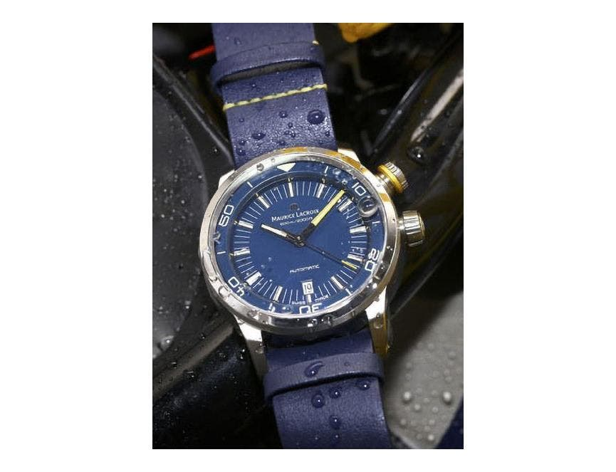 "THE PONTOS S DIVER ""BLUE DEVIL"" LIMITED EDITION"