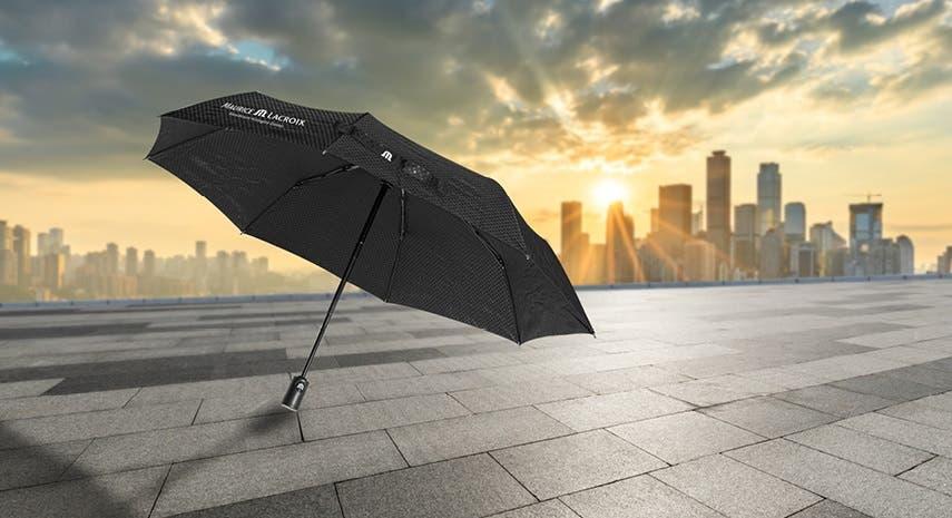 Pontos umbrella banner