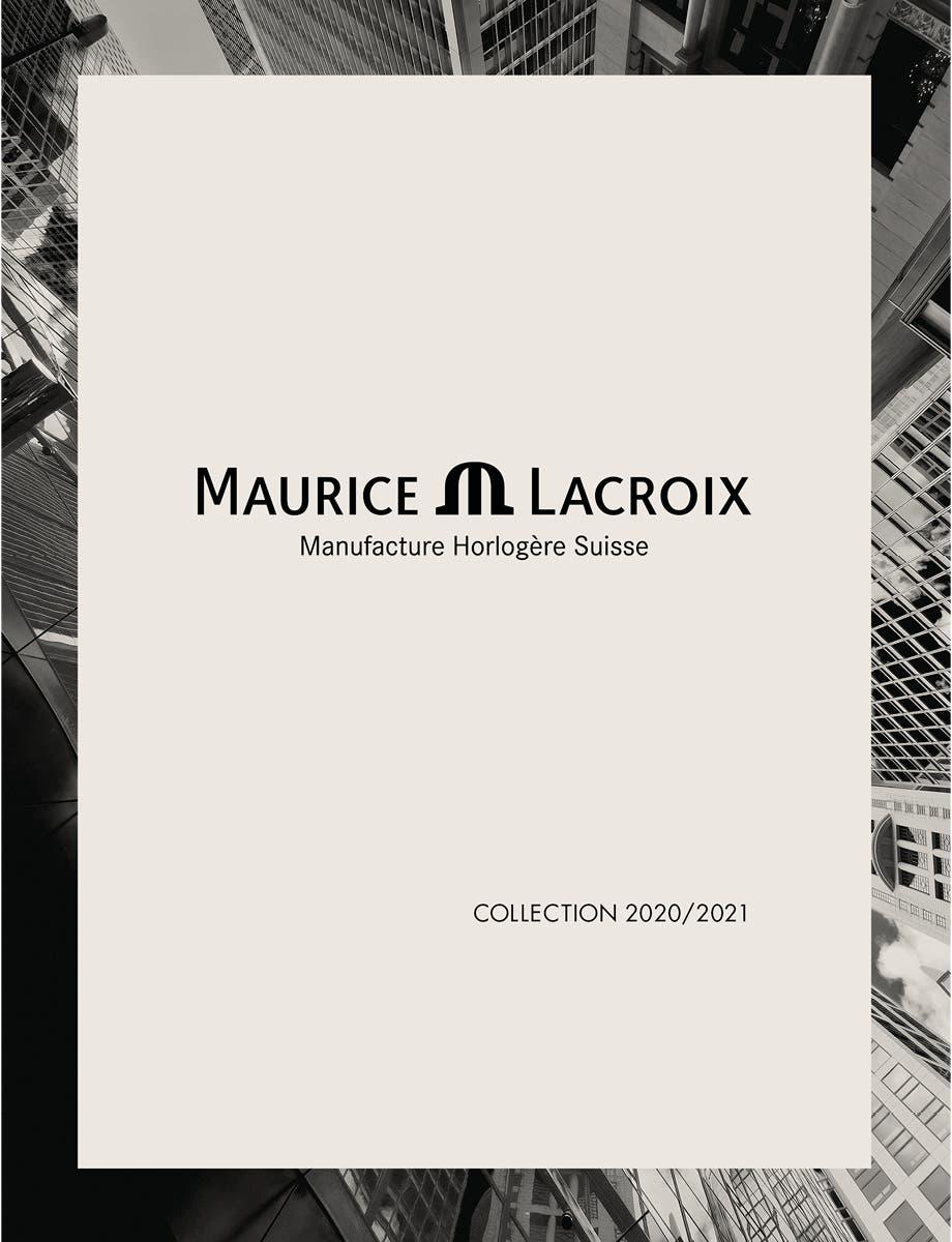 Maurice Lacroix - Catalog