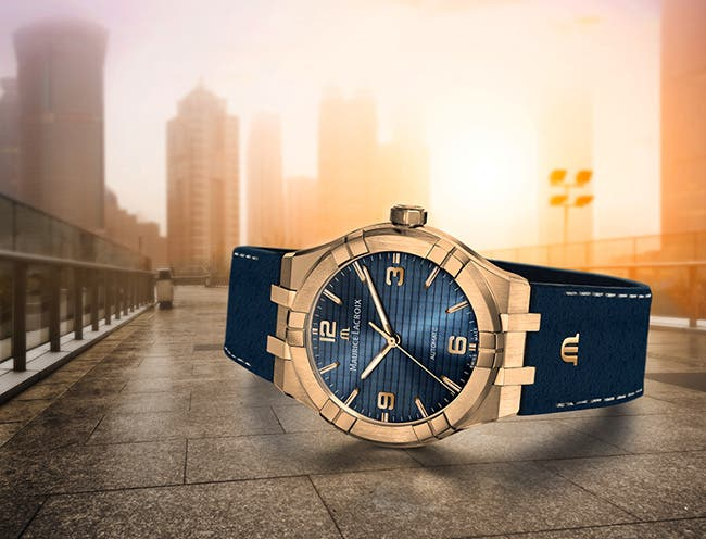 AIKON Automatic is Back to the bronze age