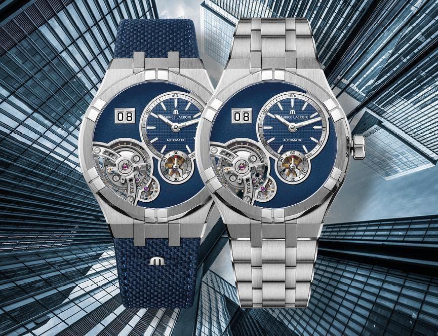 AIKON MASTER GRAND DATE - 腕錶 和諧與創新