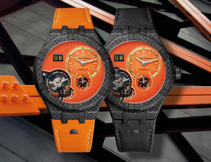 2021年ONLY WATCH慈善拍賣會 - 艾美錶MASTER GRAND DATE腕錶2021年ONLY WATCH慈善拍賣會版