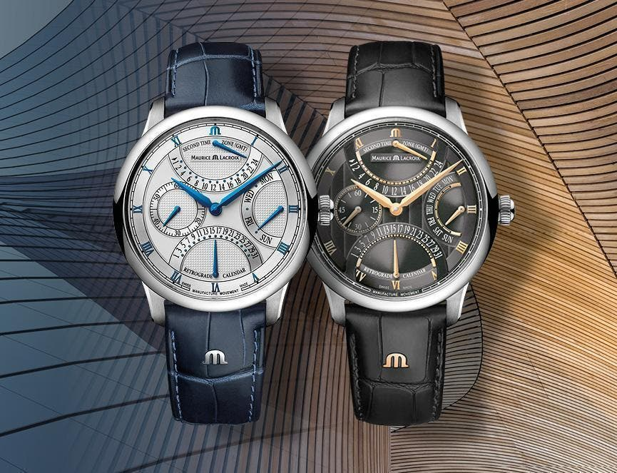 THE TRIPLE RÉTROGRADE MASTERPIECE COLLECTION