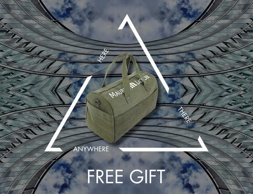 ESHOP AIKON VENTURER GMT SPRING PROMOTION – WE GOT YOUR DUFFLE BAG!