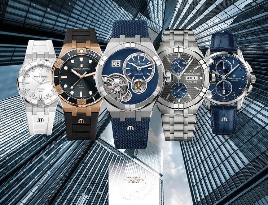 NOVEDADES 2021 – WATCHES AND WONDERS