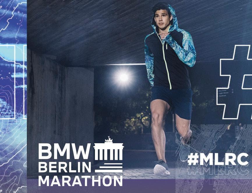 NEW STRAVA CHALLENGE - #MLRC BMW BERLIN MARATHON CHALLENGE