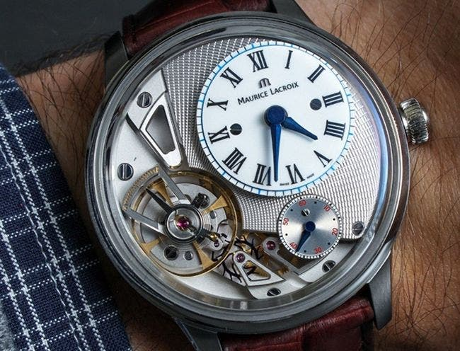 THE MASTERPIECE GRAVITY, A FUTURE GREAT COLLECTIBLE TIMEPIECE ACCORDING TO ABLOGTOWATCH.COM