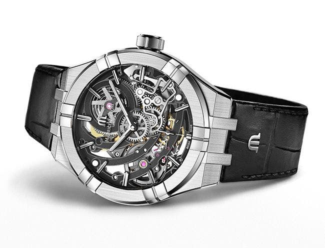 THE AIKON AUTOMATIC SKELETON - THE UNIQUE IMPACT OF A GRAPHIC SKELETON