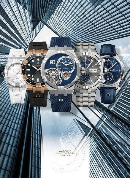 NOVELTIES 2021 – WATCHES AND WONDERS