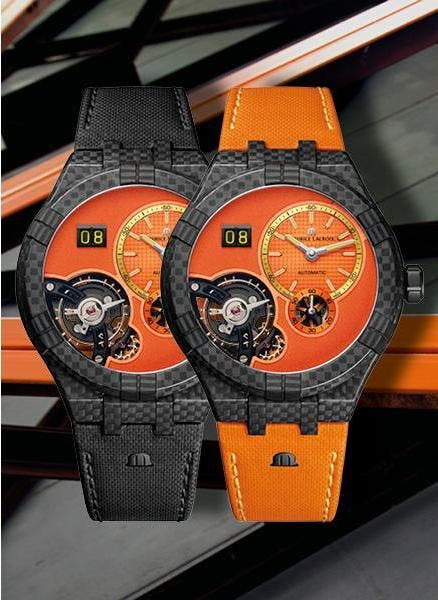 ONLY WATCH 2021 – MAURICE LACROIX AIKON MASTER GRAND DATE ONLY WATCH 2021