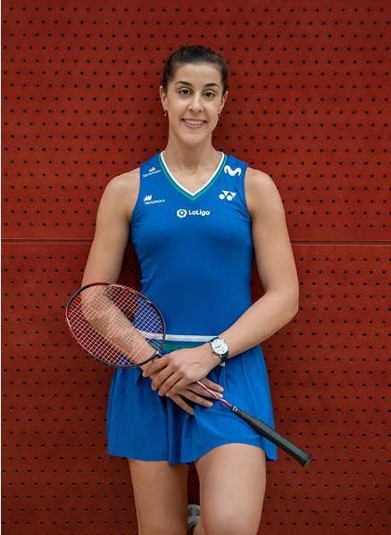 CAROLINA MARÍN - AN ATTACKING PLAYER, WHO IS A MASTER OF 'PRECISION' AND 'TIMING'