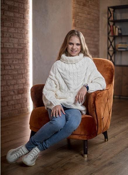 ALEXANDRA TRUSOVA – TO BE AMONG THE BEST!