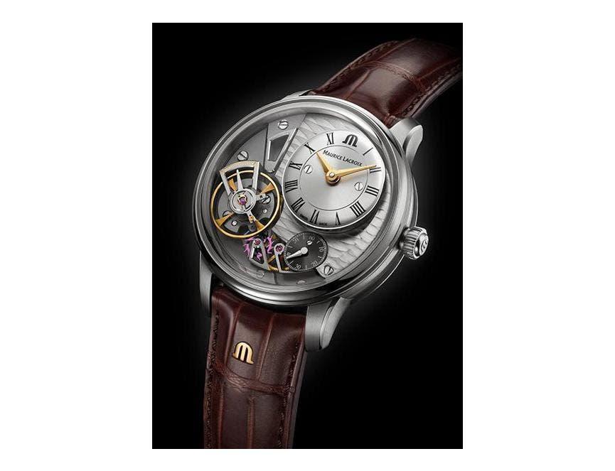 匠心系列引力腕錶——注定令人著迷