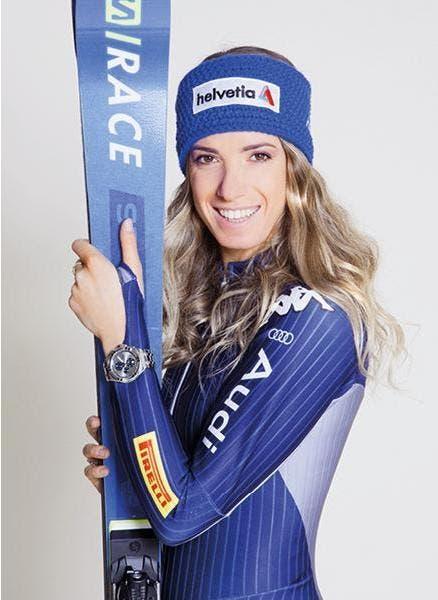Marta Bassino conquers mountains