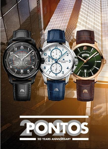 Pontos celebrates its 20th anniversary