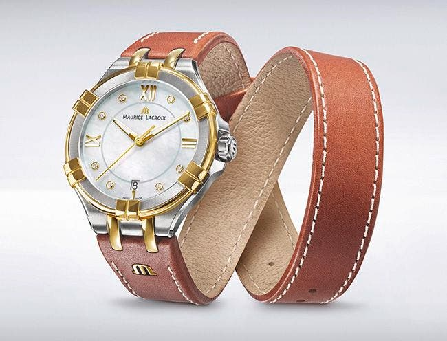 BASELWORLD PREVIEW : THE NEW AIKON LADIES
