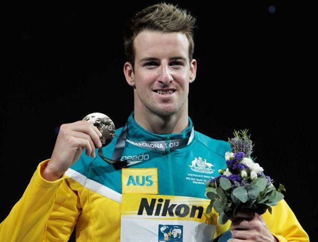 JAMES MAGNUSSEN WINS 100M FREESTYLE WORLD TITLE!