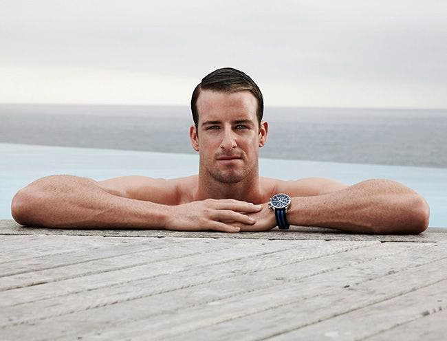 MAURICE LACROIX IS PROUD TO ANNOUNCE JAMES MAGNUSSEN AS ITS NEW BRAND AMBASSADOR
