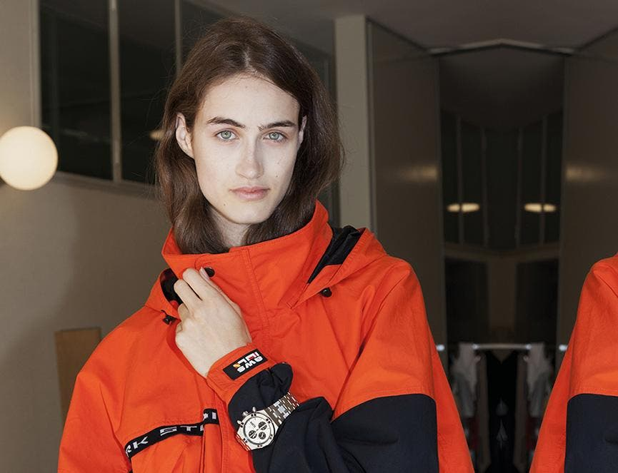 Mode Suisse & モーリス・ラクロア