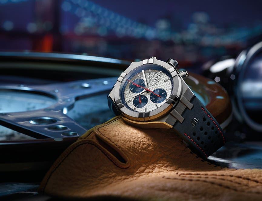 AIKON 自動計時碼錶 隆重推出全新限量版