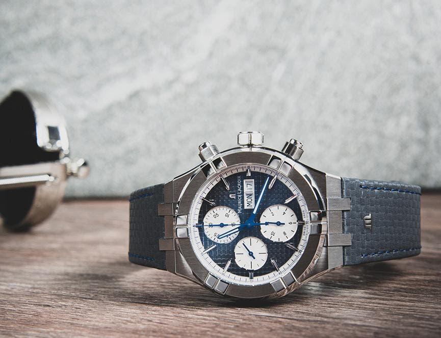 Aikon Automatic Chronograph édition Fine Watch Club
