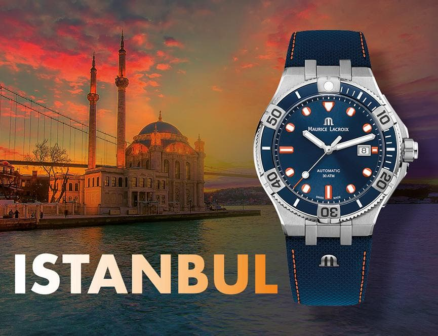 Let's go to Turkey for Time Code!