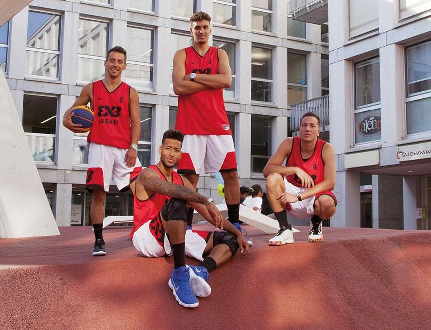A Successful Season for Lausanne 3x3