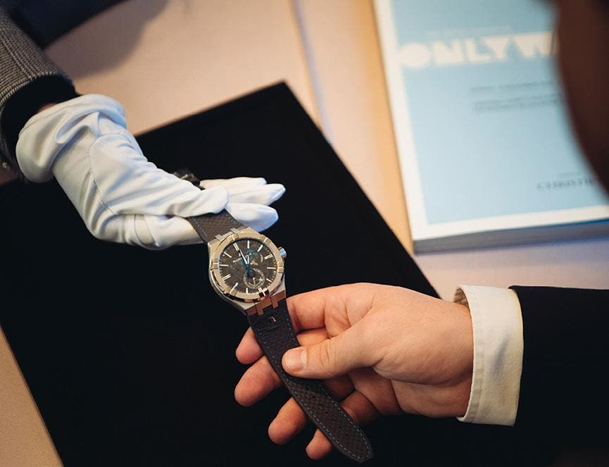 Only Watch edition 2019, a success for Maurice Lacroix!