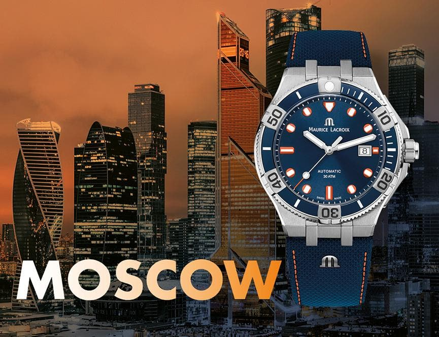 Wake up, Moscow - TimeCode is here!