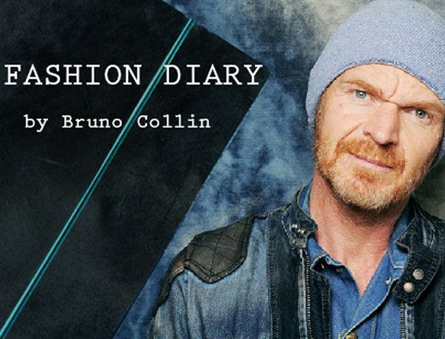 OUR NEW FRIEND OF THE BRAND: BRUNO COLLIN