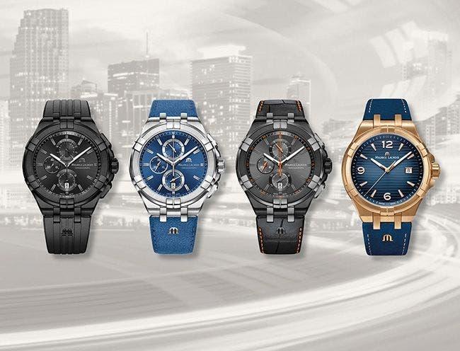 四款AIKON腕錶於網上獨家發售!