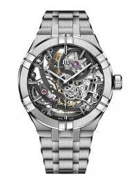 Maurice Lacroix – AIKON Automatic Skeleton 45 mm AI6028-SS002-030-1
