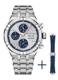 Maurice Lacroix - AIKON Automatic Chronograph 44 mm AI6038-SS002-131-2